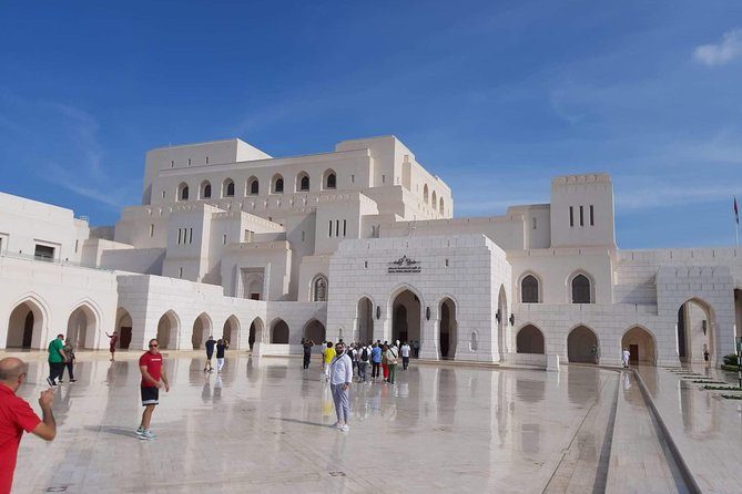 Friday-Muscat private tour (Panoramic)
