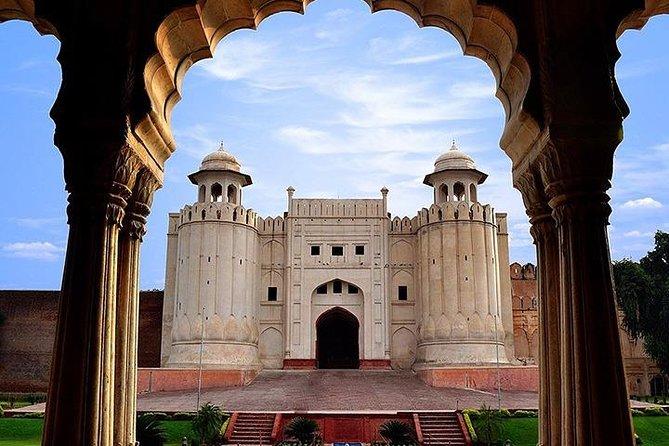 Walled City Tour Lahore