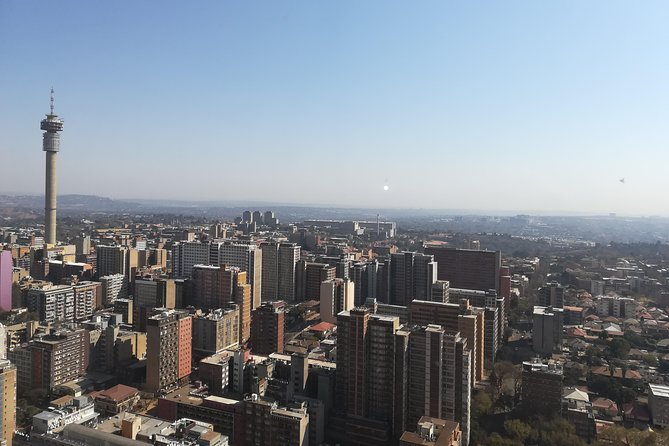 Apartheid Museum & Johannesburg Tour