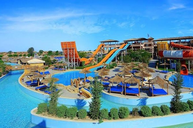 Sharm El Sheikh: Aqua Park Tickets with Transportation