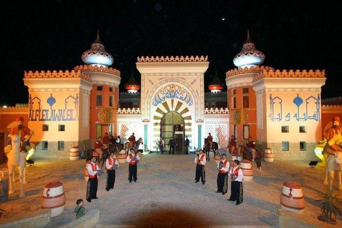 Hurghada: Alf Leila Wa Leila Show with Dinner