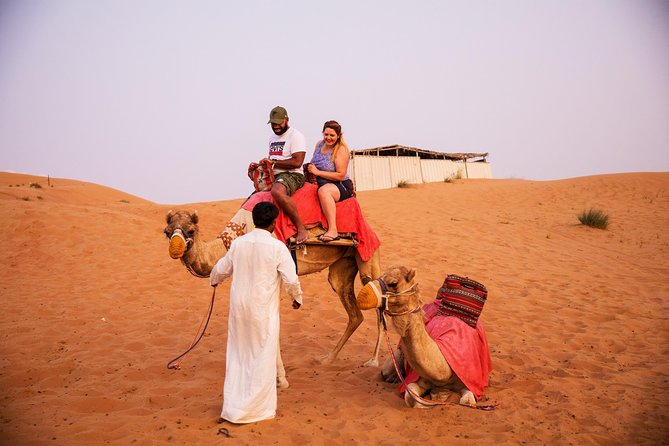 Ras Al Khaimah Camel Trekking & Dinner With Hotel Pick Up photo 10
