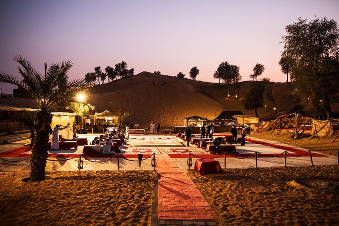 Skip the Line: Ras Al Khaima Desert Dinner & Entertainment - At traditional camp photo 10