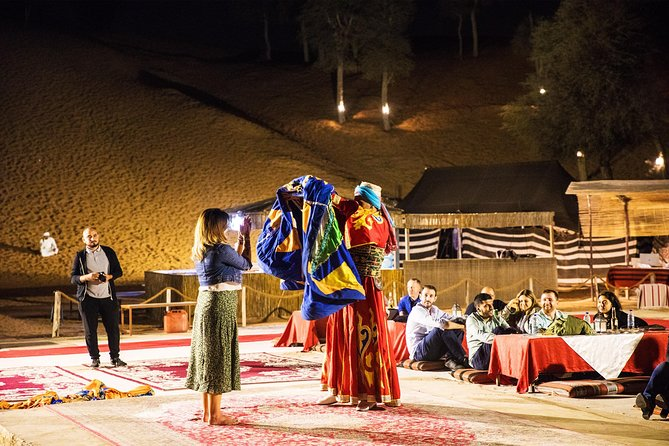 Skip the Line: Ras Al Khaima Desert Dinner & Entertainment - At traditional camp photo 7