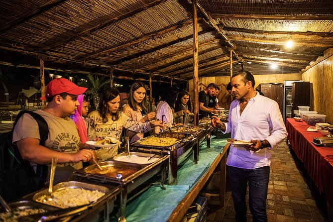 Skip the Line: Ras Al Khaima Desert Dinner & Entertainment - At traditional camp photo 1