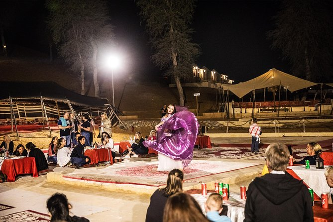 Skip the Line: Ras Al Khaima Desert Dinner & Entertainment - At traditional camp photo 8