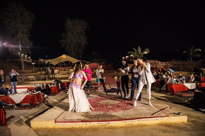 Skip the Line: Ras Al Khaima Desert Dinner & Entertainment - At traditional camp photo 4
