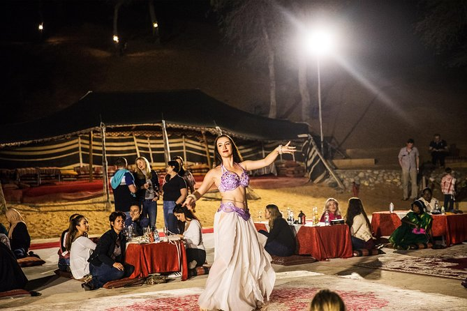 Skip the Line: Ras Al Khaima Desert Dinner & Entertainment - At traditional camp photo 6