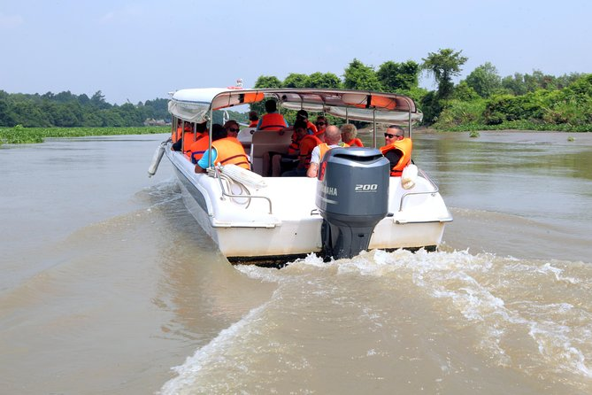 Private Cu Chi Tunnels tour by Luxury Speedboat 4