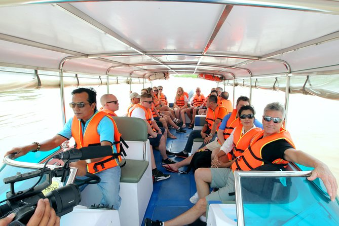 Private Cu Chi Tunnels tour by Luxury Speedboat