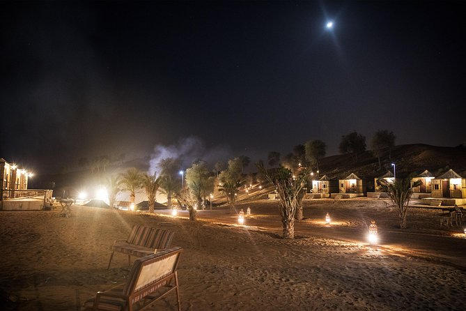 Skip the Line: Ras Al Khaima Desert Dinner & Entertainment - At traditional camp photo 11