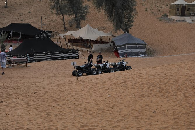 Ras Al Khaima Desert Quad Bike (ATV) Guided Tour - Arrive and Drive photo 3