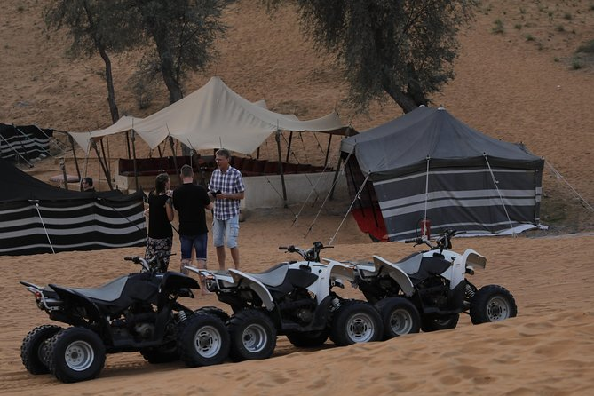 Ras Al Khaima Desert Quad Bike (ATV) Guided Tour - Arrive and Drive photo 8