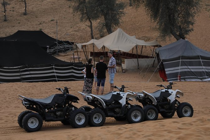 Ras Al Khaima Desert Quad Bike (ATV) Guided Tour - Arrive and Drive photo 6