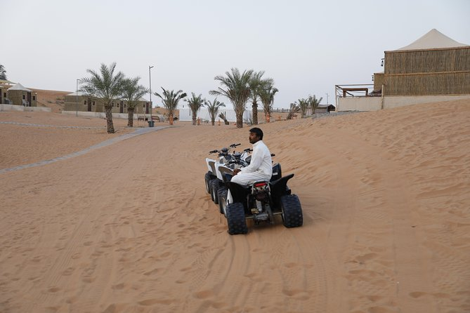 Ras Al Khaima Desert Quad Bike (ATV) Guided Tour - Arrive and Drive photo 4
