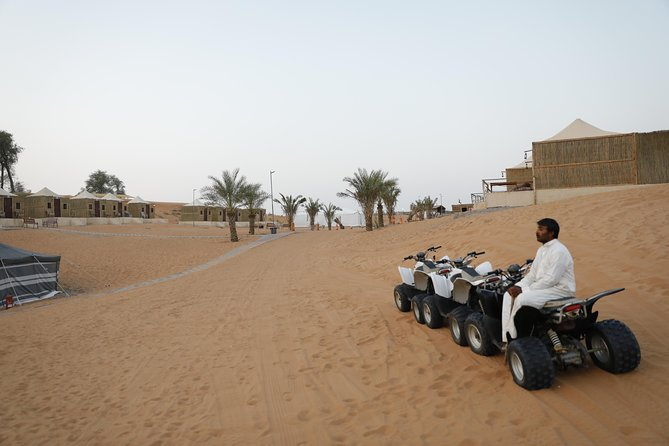 Ras Al Khaima Desert Quad Bike (ATV) Guided Tour - Arrive and Drive photo 5