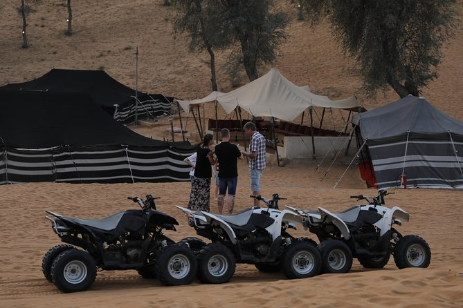 Ras Al Khaima Desert Quad Bike (ATV) Guided Tour - Arrive and Drive photo 2