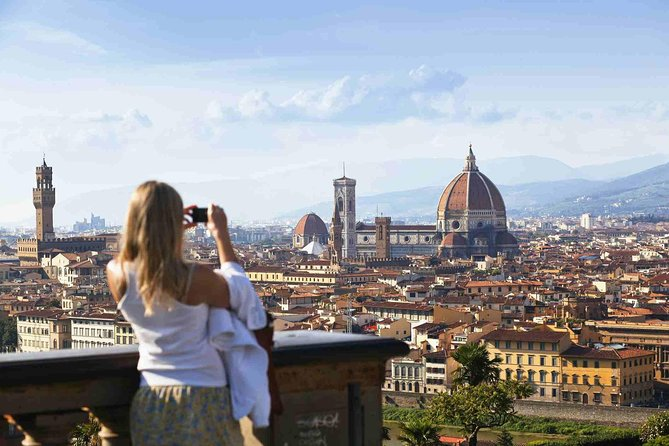 PISA & FLORENCE: Private Day Tour from Rome