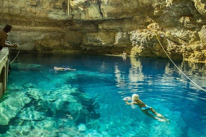 4X1 Diamond Tour - Cenote, Coba, Tulum & Playa del Carmen