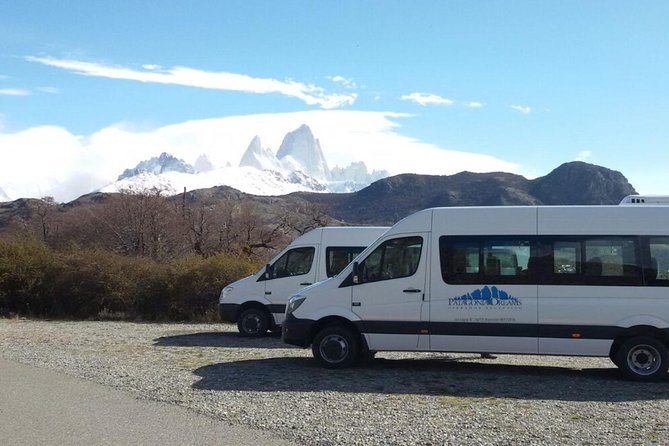 Transfer from the airport to your hotel in El Calafate by Patagonia Dreams