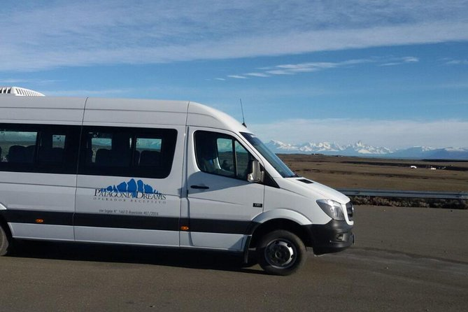 Transfer from your hotel to El Calafate airport by Patagonia Dreams
