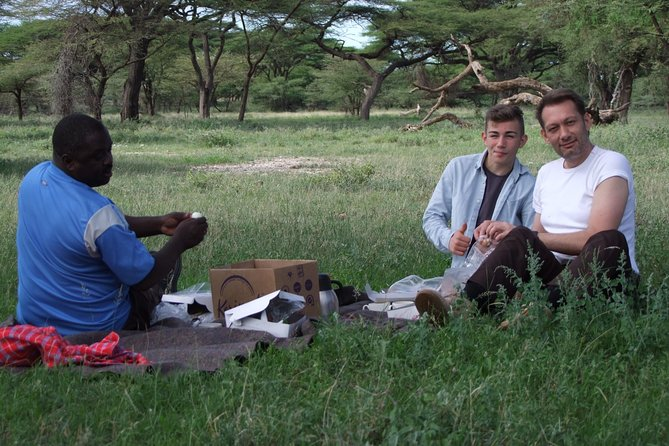 3 days Tsavo East and Tsavo West Safari