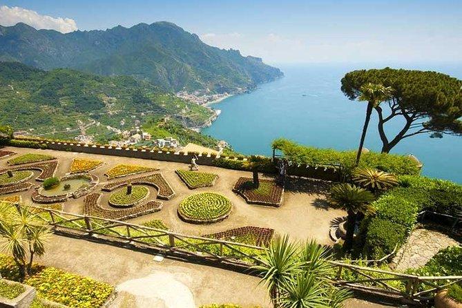 Tour on the Amalfi coast