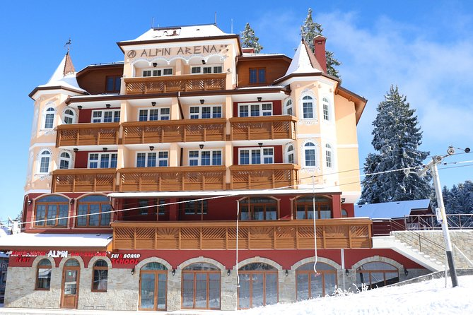 2 days Ski and Snowboard equipment rental in Borovets