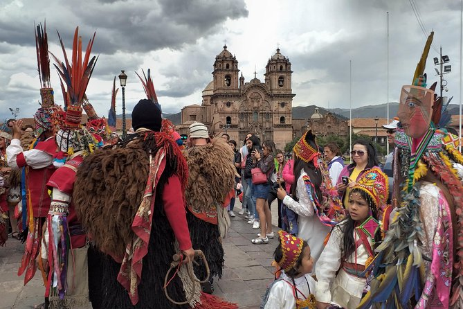 Cusco city tour in private service