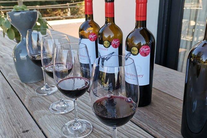 Basewent Stellenbosch Icon Wines Masterclass
