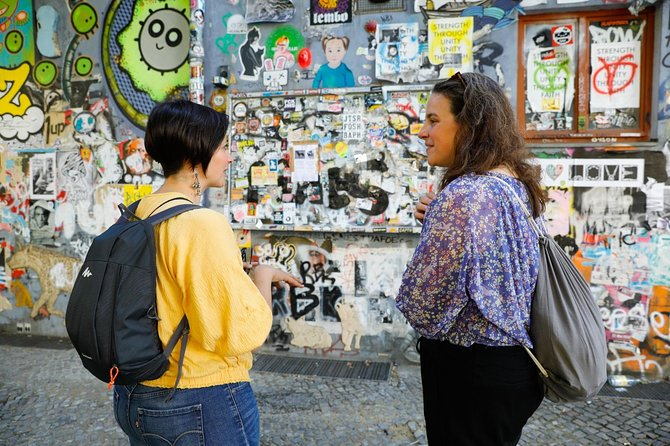 Berlin's Street Art Scene: Private Introduction Tour with a Local