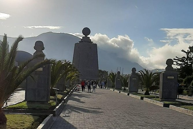 Private Tour - Middle of the World Monument from Quito