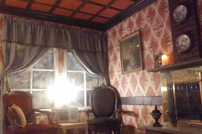 """Haunted Escape Room: """"The Dwelling"""" 60 minute multi-level manor (not """"scary"""")"""