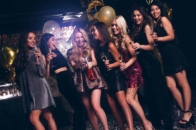 Bachelorette Party Club Crawl