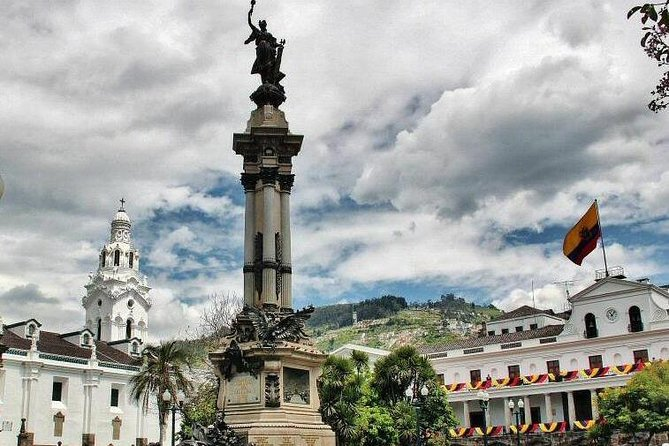 Private Quito City Tour and Teleferico Visit