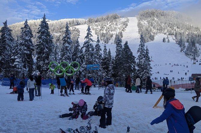 Vancouver Sea to Sky Gondola Tour in Squamish & Cypress Winter Fun Private