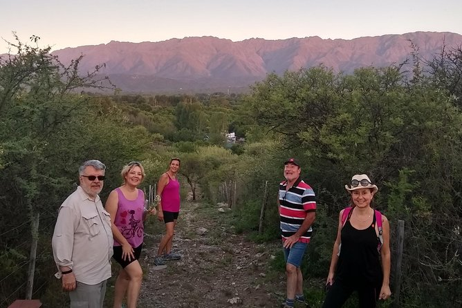 Hiking and Yoga in the Traslasierra Valley