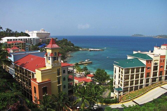 Paradise Taxi & Tours USVI-St.Thomas-Airport Transfer to Marriott Frenchman Cove