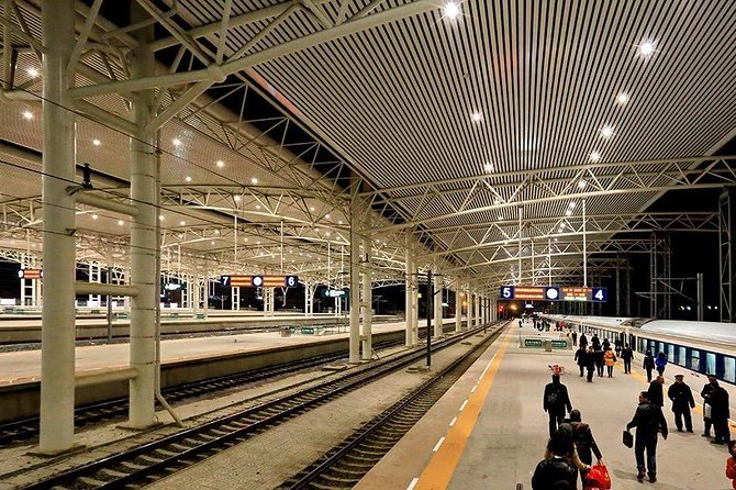Datong Railway Station Private Transfer to City Hotels photo 4