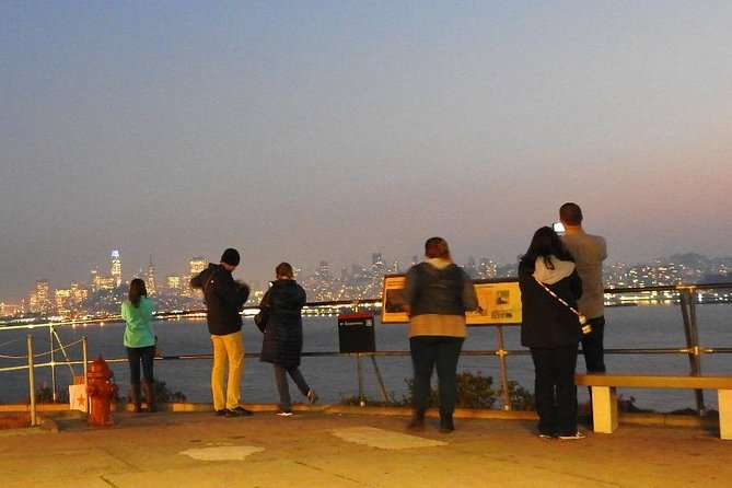 Private Alcatraz Night Tour and San Francisco City Tour Combo