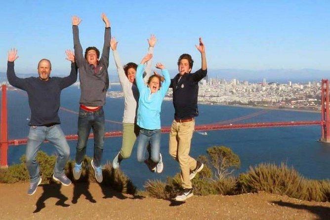 San Francisco City Half-Day Private Custom Tour