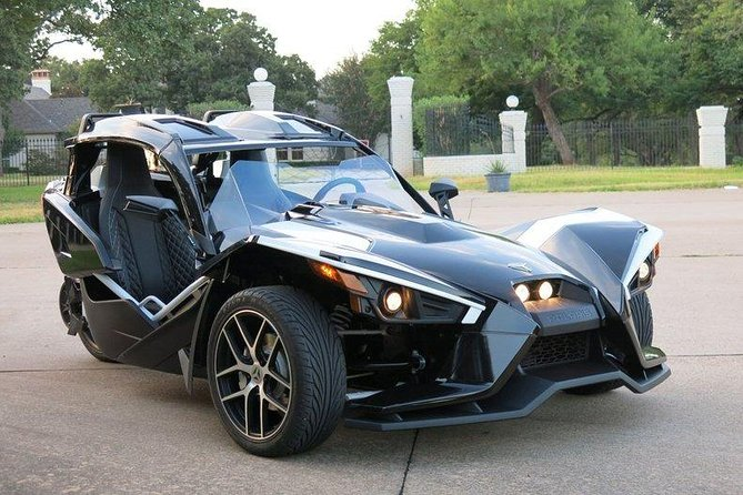 Full-Day (8 hour) Polaris Slingshot Adventure Rental for up to TWO people photo 5