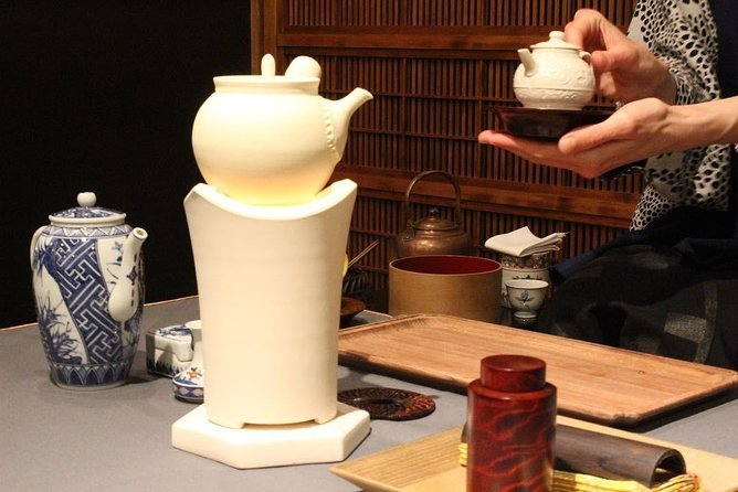 Only for you! Private and Unique Tea Ceremony Experience in Kyoto photo 9