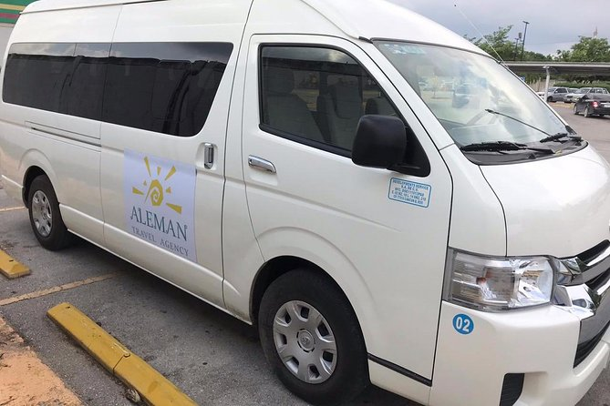 Aleman Travel Transport Riviera Maya