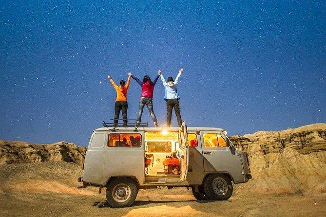 6 Days Color of Gobi Desert