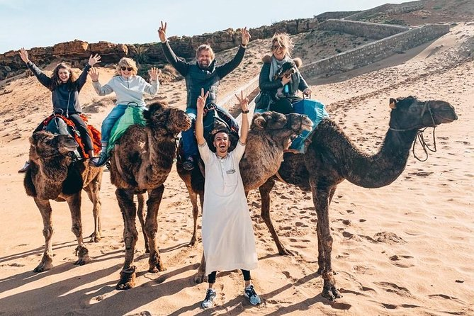 Private Guided Tour of Tangier with Camel Ride