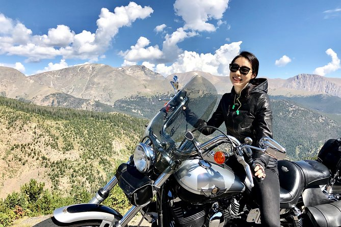 Motorcycle Tour Through Rocky Mountains of Colorado, by Sig's Rides