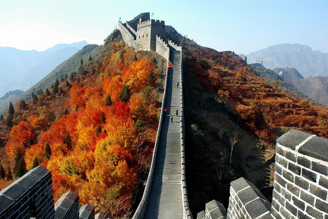 Private One-day Tianjin Tour to Huangyaguan Great Wall and Qing Emperor's Tombs
