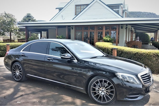Limousine Services in Sydney Australia - Mercedes S Class and Sprinter 12seater