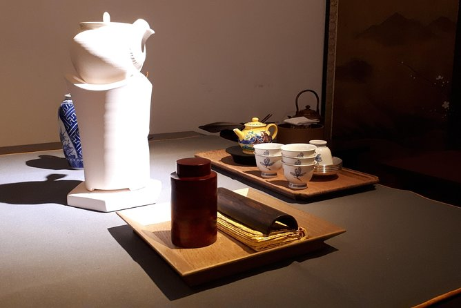 Only for you! Private and Unique Tea Ceremony Experience in Kyoto photo 3